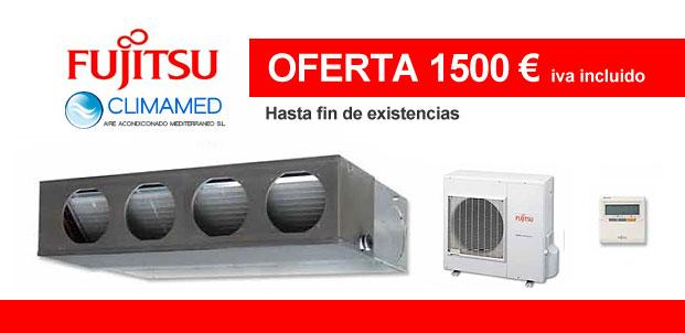 Oferta aire acondicionado conductos