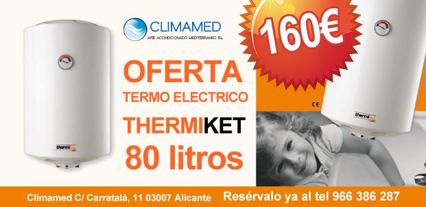 Oferta termo el ctrico alicante for Averia termo electrico