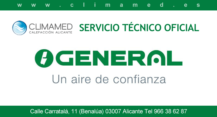 Servicio tecnico oficial general alicante - Servicio oficial general electric ...