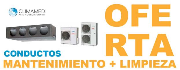 oferta-conductos-aire-acondicionado-mantenimiento-alicante