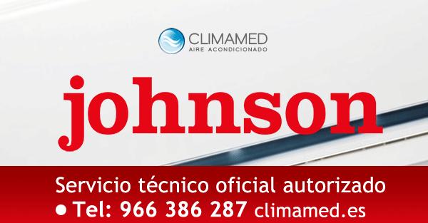 Servicio tecnico oficial Johnson