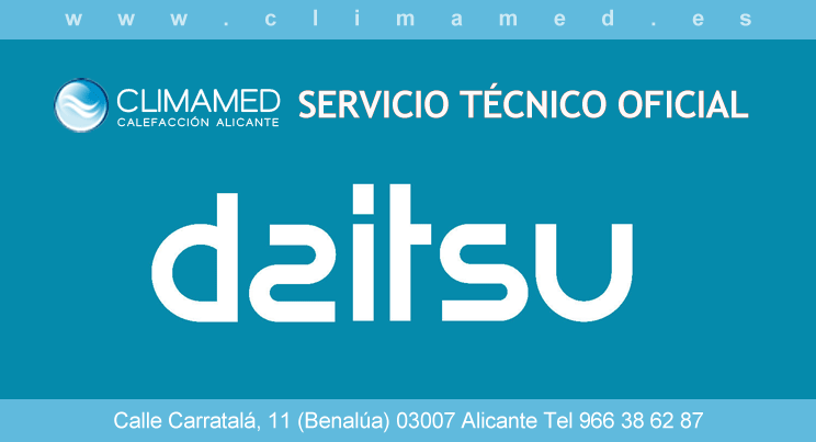 Servicio técnico oficial Daitsu Alicante