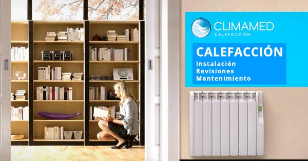 Calefaccion Alicante Torrevieja Calpe