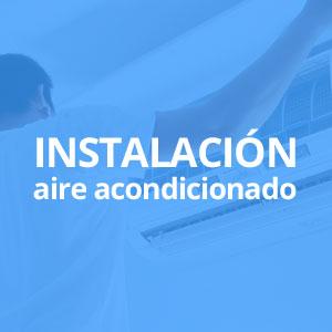 instalacion aire acondicionado alicante
