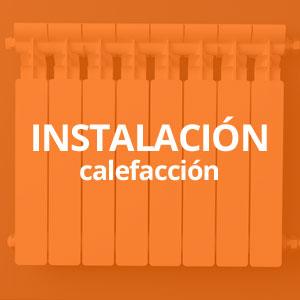 Instalación calefacción Alicante