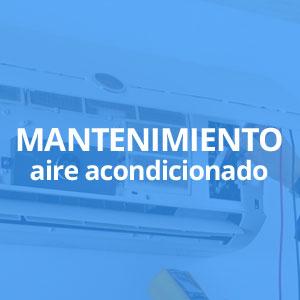 Mantenimiento aire acondicionado Alicante