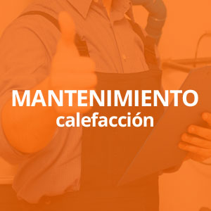 Mantenimiento calefacción Alicante