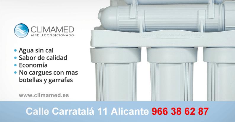 Sistema de Osmosis Alicante Genius Pro