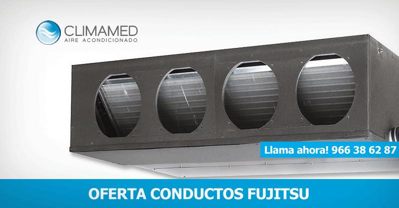 CONDUCTOS FUJITSU ACY80UIA-LM Alicante